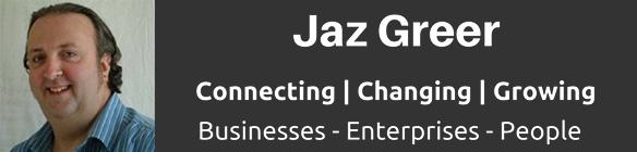 Jaz Greer Logo